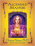 Ascended Masters Oracle Cards - Doreen Virtue