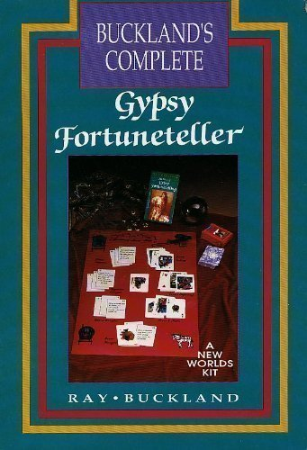 PRELOVED Buckland's Complete Gypsy Fortuneteller card set