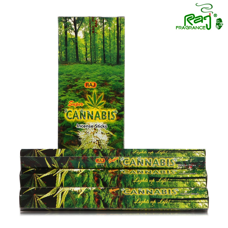 Cannabis Raj Incense 8g