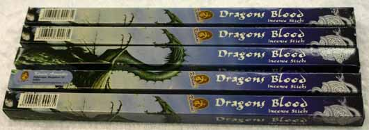 Dragons Blood Kamini Incense 8g