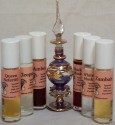 Queen Nefertiti Egyptian Perfume