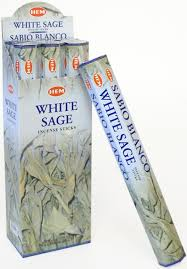 White Sage Hem Incense 20g