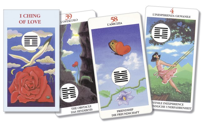 I Ching of Love Cards