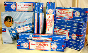 Nag Champa Incense 40g