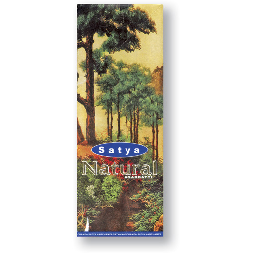 Natural Satya Incense 10g