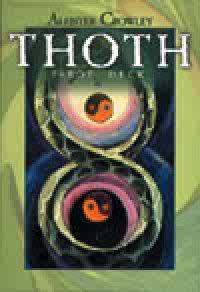 Aleister Crowley Thoth Tarot Deck - Click Image to Close