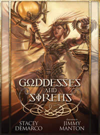 Goddesses and Sirens Oracle Cards - Stacey Demarco