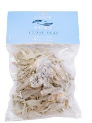 Loose Leaf Sage for Smudging 30g Sage Pure