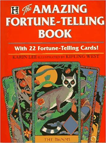 The Amazing Fortune Telling Book with 22 Fortune Telling Cards
