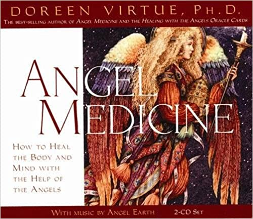 Angel Medicine 2 CD Set - Doreen Virtue