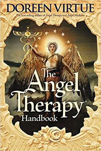PRELOVED The Angel Therapy Handbook - Doreen Virtue