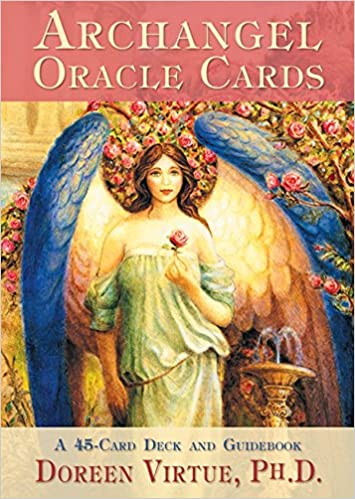 PRELOVED Archangel Oracle Cards - Doreen Virtue