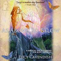As Above, So Below CD - Lucy Cavendish