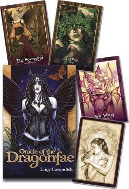Oracle of the Dragonfae Cards - Lucy Cavendish