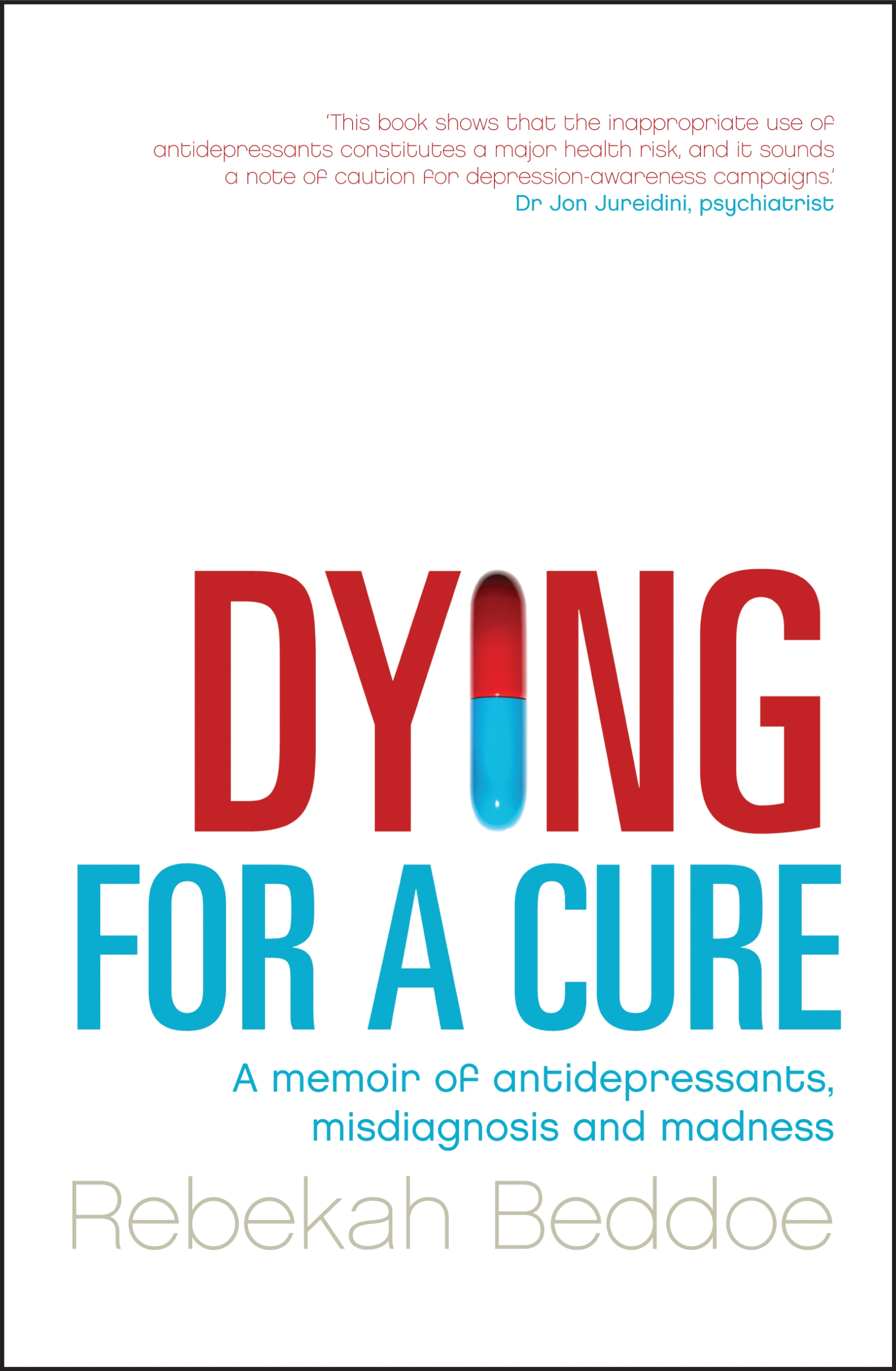 Dying for a Cure - Rebekah Beddoe
