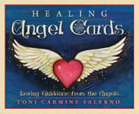 Healing with the Angels Oracle Cards - Doreen Virtue