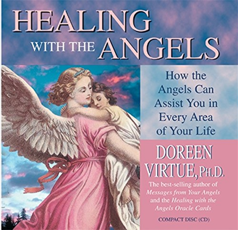Healing with the Angels CD - Doreen Virtue