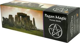 Pagan Magic Kamini Incense 25x8g