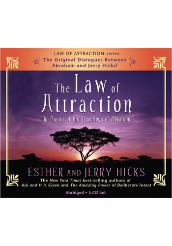 The Law of Attraction CD - Esther & Jerry Hicks