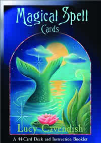 Magical Spell Cards - Lucy Cavendish