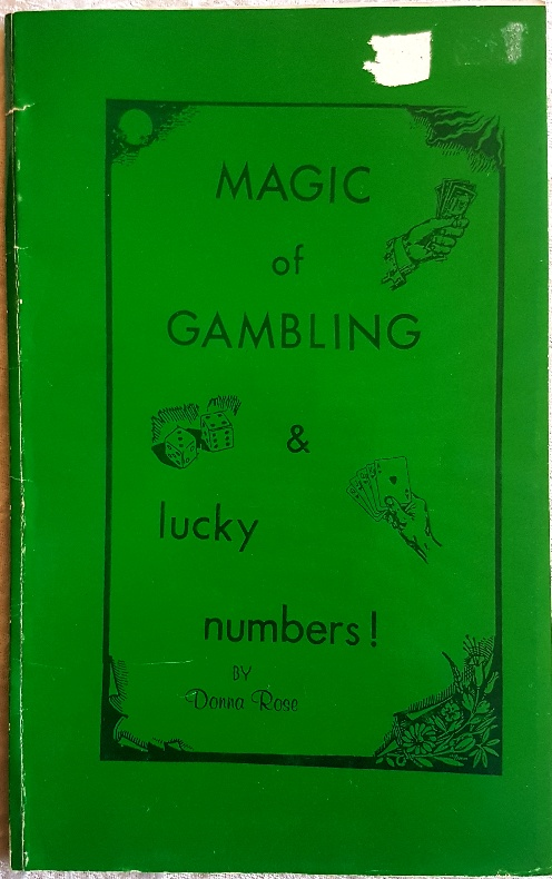 PRELOVED Magic of Gambling & Lucky Numbers - Donna Rose