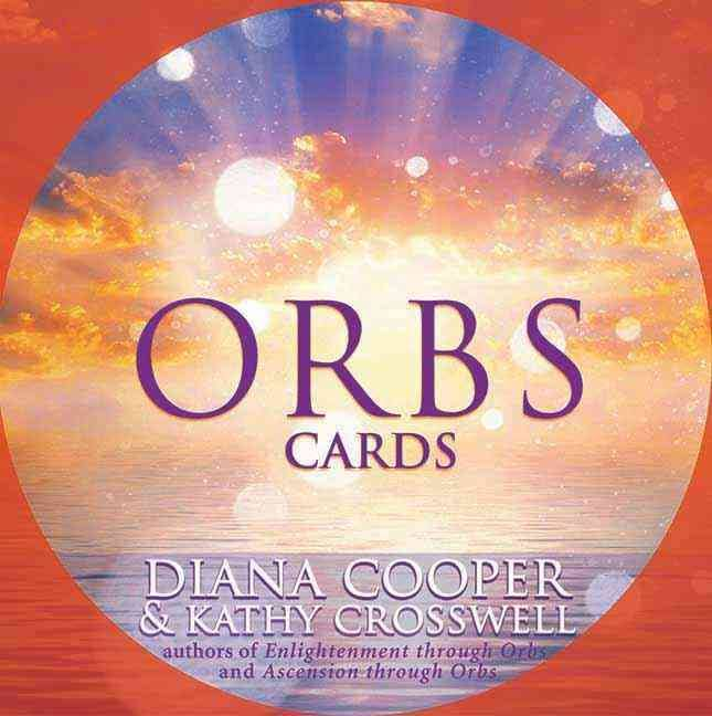 PRELOVED Orbs Cards - Diana Cooper