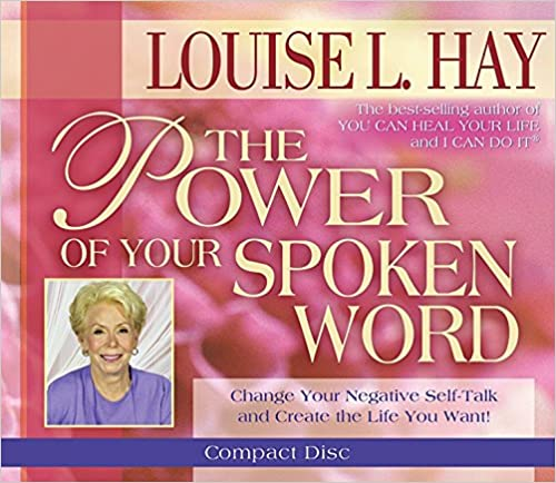 The Power of Your Spoken Word CD - Louise Hay