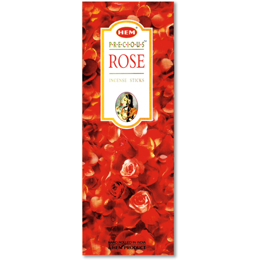 Precious Rose Hem Incense 8g