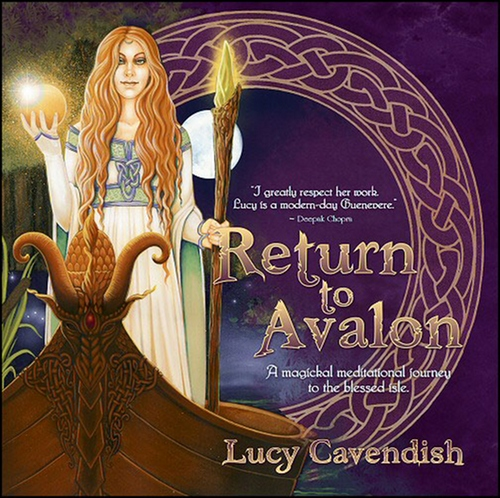 Return to Avalon CD - Lucy Cavendish