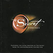 The Secret Soundtrack CD - Rhonda Byrne