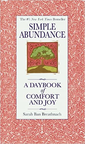 PRELOVED Simple Abundance - Sarah Ban Breathnach