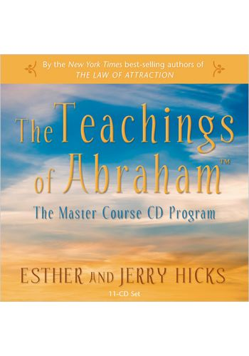 The Teachings of Abraham: The Master Course 11CD set _ Esther and Jerry Hicks