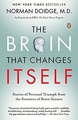 PRELOVED The Brain That Changes Itself - Norman Doidge