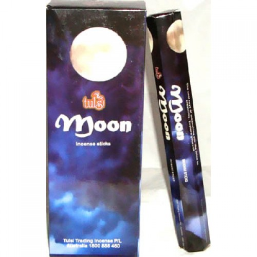 Moon Tulsi Incense 20g