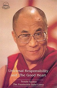 PRELOVED Universal Responsibility and The Good Heart - Dalai Lama